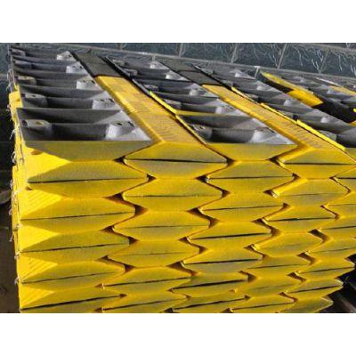 内蒙铸钢耐磨减速带优质供应商