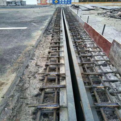 320梳型缝无螺栓伸缩缝长度A周至县桥梁伸缩缝构造要求