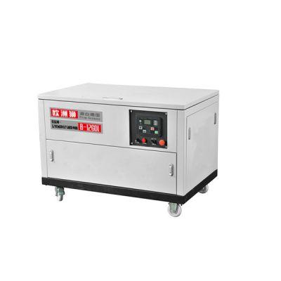 10KW静音柴油发电机静音箱体