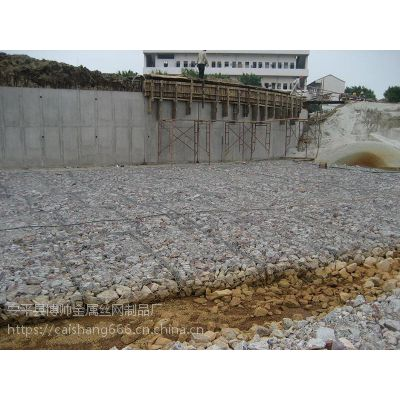 优质格宾石笼挡墙生产厂家-博帅网业水利防护材料供应商