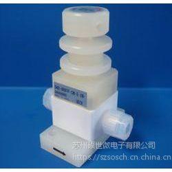 日本MRM SN针阀手动控制二通式直通微型塑料针阀高精度流量调节阀