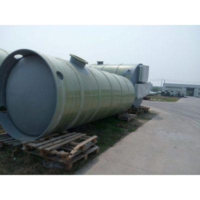 河南一体化污水预制泵站生产厂家