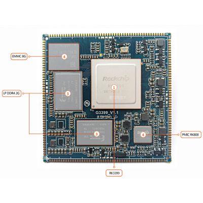 AI人工智能,瑞星微RK3399工控主板