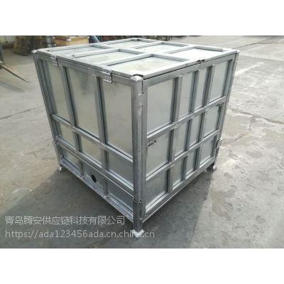 腾安供应链IBC吨箱、折叠式循环周转箱、PE吨袋、厂家生产、可定制,液体包装运输行业领导者