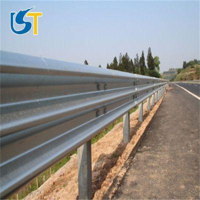 那坡乡村公路护栏 道路安全波形护栏 厂家批发