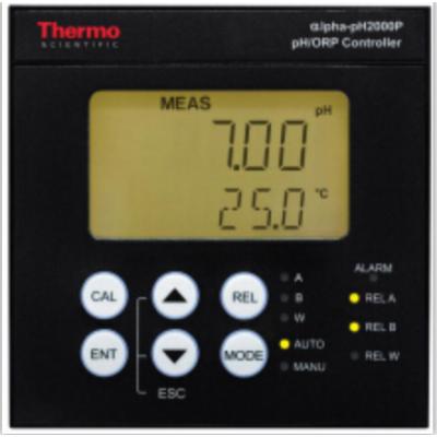 中西 变送控制器盘装式 型号:Thermo (EUTECH) PH2000 库号:M364387