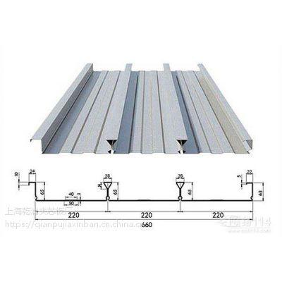 淮南镀锌压型钢板YX65-185-555型钢楼承板欢迎来电咨询