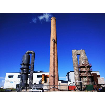 深圳烧煤发电厂废气处理,脱硫脱硝设备,恒峰蓝环境工程
