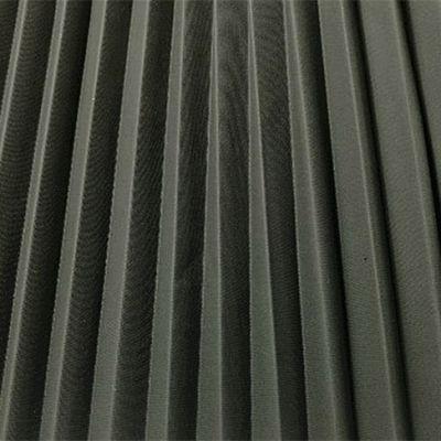 苏州铠纶 20S涤棉T/C面料 150D阻燃涂层风琴防护罩面料