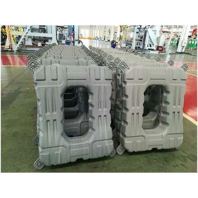水上光伏浮体生产机器 通佳TJ-HB160L/SP浮体吹塑机