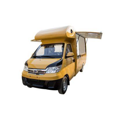 亿车行(图)-移动汽车餐车厂家销售价-移动汽车餐车