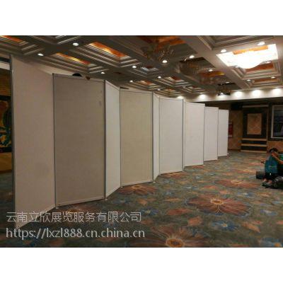 昆明艺术展板租赁可活动八棱柱展板搭建