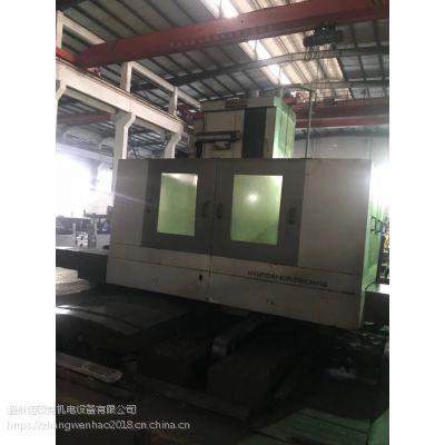 韩国起亚刨台式数控镗铣床型号:KBN135C