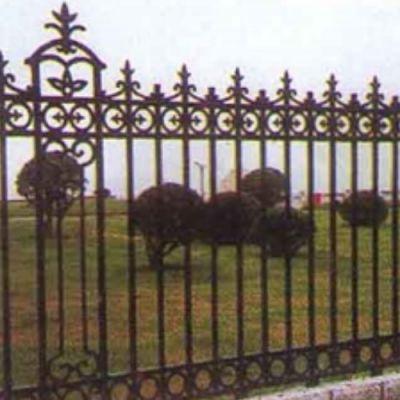 铸铁护栏多少钱 定制铸铁护栏 现货铸铁护栏价格 盛泰金属