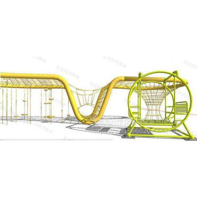 北京同兴伟业直销儿童异型爬网、多功能攀爬、儿童户外游乐园、生态景区、幼儿园