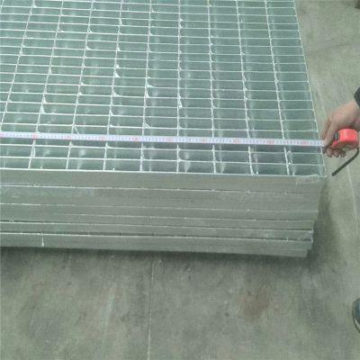 不锈钢楼梯踏步板规格 排水沟格栅板厂家 焊接钢格板栅价格