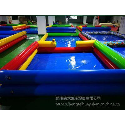 小本生意充气户外沙滩池 订做游乐场沙滩池的电话 儿童彩色拼接沙滩池工厂