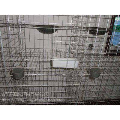 鸽笼厂家低价出售自制实木鸽笼鸽具 组合槽箱