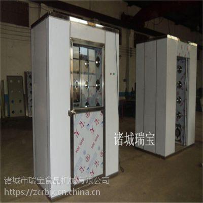 瑞宝牌定制加工风淋室 全自动多人用感应风淋室
