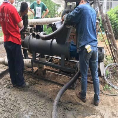 养牛场粪便脱水挤干机 纸浆厂废水过滤分离机润丰