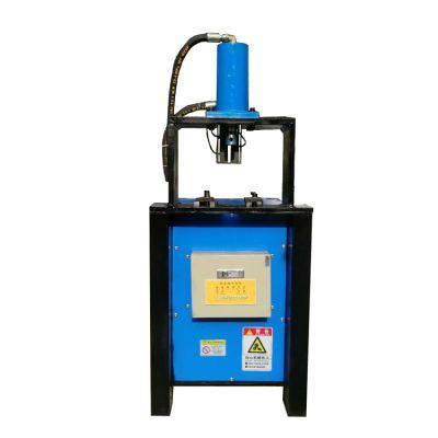 耐景机械供应钢管冲孔机、双头冲孔机、数控圆管锌钢打孔机