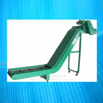 青海一机VMC80/100立式加工中心链板排屑机废料输送机器