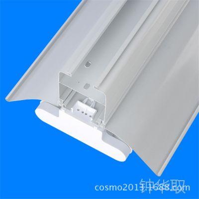 LED6米超市光带价钱中山家具厂照明铝合金线槽灯带厂批发超市照明