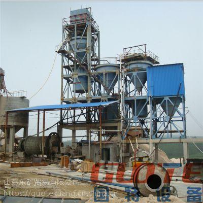 潍坊国特玻璃砂湿法生产线