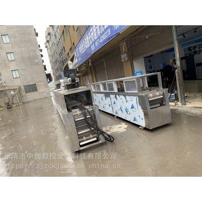 厂家定制自动化清洗烘干线 网链式超声波清洗烘干设备