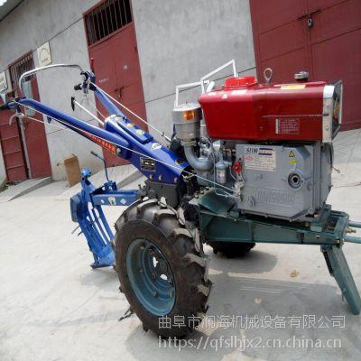 农用两轮手扶拖拉机 手扶配套打田旋耕机 厂家直销