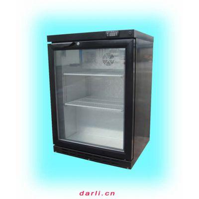 供应低温玻璃门小冰箱