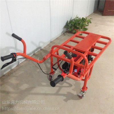 7.5马力的单轮车 德阳柑橘园运输工具车 奔力DL-T7