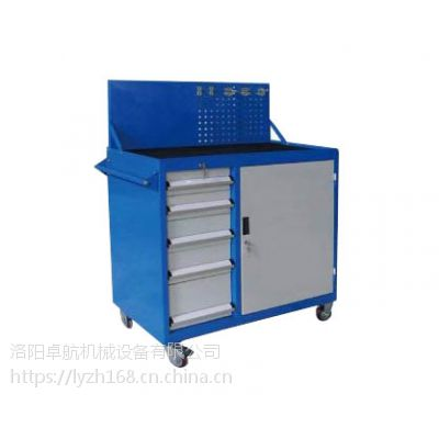 供应洛阳卓航工具车车间工具柜美观整洁