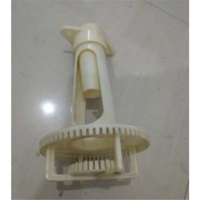 郑州ABS花篮喷头什么价格 1寸三溅式冷却塔喷头 ABS材料模压而成 品牌华庆