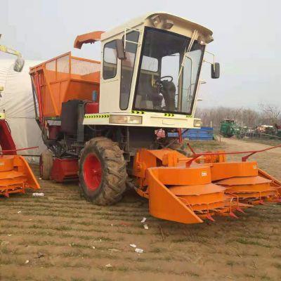 畅销芦苇玉米收割机 巨菌草收割粉碎回收机 牧草收割青储机
