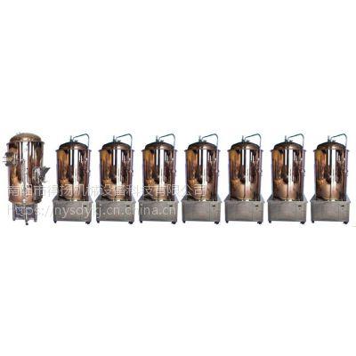 自酿精酿啤酒设备酿酒罐德国酿酒设备发酵罐500升(拉丝)发酵罐