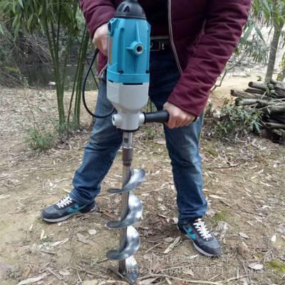 润林牌果园打洞挖坑机 汽油打洞机 多用植树挖坑机价格