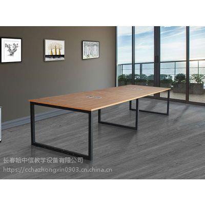 全新办公桌哈中信工厂精工细作质优价廉