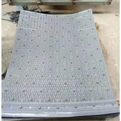 横流式冷却塔填料 PVC阻燃冷却塔填料 材质要求 品牌华庆