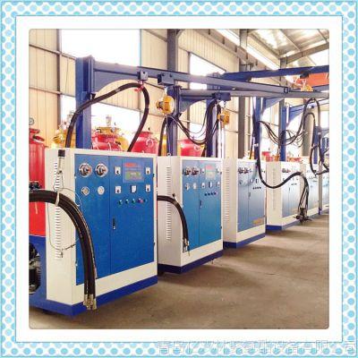 供应 聚氨酯保温板免清洗发泡机 聚氨酯高压发泡机 价格