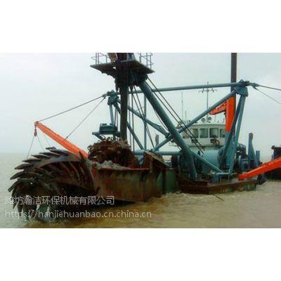 电动绞吸船 绞吸式挖泥船 斗轮挖泥船 河道清淤船