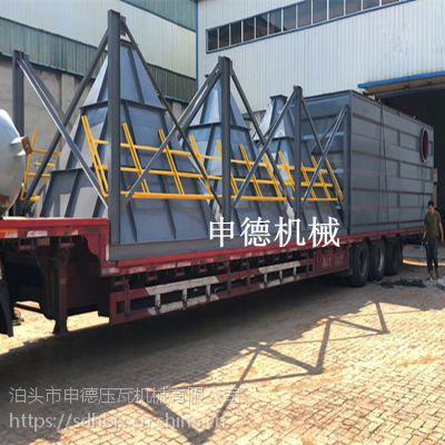 8吨生物质锅炉布袋除尘器阻火器 锅炉除尘设备 废气处理设备厂家生产设计