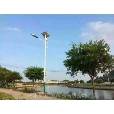 龙江路灯厂家加工石家庄6米太阳能路灯