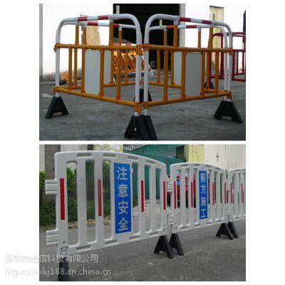 龙岗高韧性PVC环保护栏价格,龙华环保塑胶护栏厂家直销可定制