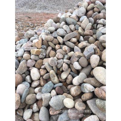厂家直销园林景观石 公园广场铺路用大块鹅卵石在山西省大同市阳高县天镇县广灵县哪家好?