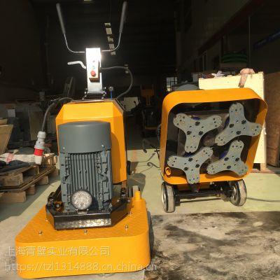 生产厂家租售无尘12头固化研磨机、路面打磨机、大理石翻新机 青壁混凝土机械 低价格高品质