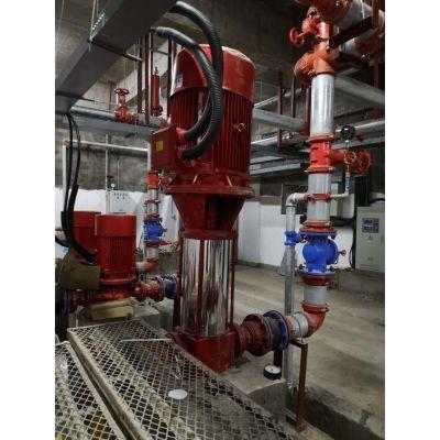 消防泵消防水泵XBD6.0/35-L喷淋泵厂家,消防增压水泵XBD5.8/35-L消火栓泵参数选型