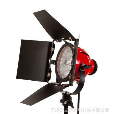 盈立莱JTL 专业摄影摄像影视灯 调焦800W红头灯 舞台灯光 影子舞 拍照补光灯