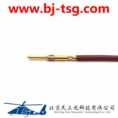 SOURIAU-RM16M23K - 圆形连接器触点, 机加工, Trim Trio系列, 公