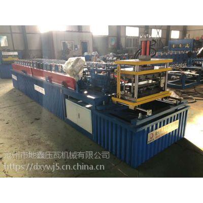 泊头地鑫广告牌设备直销厂供应500大方板机器 50方形扣板机